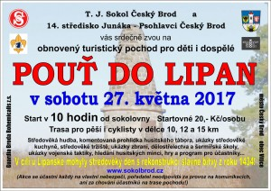 Plakát Lipany 2017maly